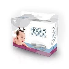 NOSKO Baby Стъклен вак аспиратор за нос за прахосмукачка